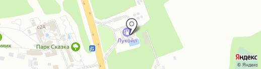 Платежный терминал, Московский кредитный банк, ПАО на карте Домодедово