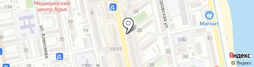 Буду Мамой на карте Новороссийска