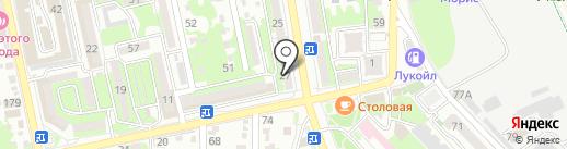 Слетать.ру на карте Новороссийска
