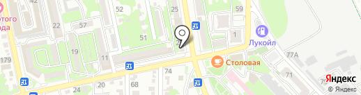 Единый расчетный центр на карте Новороссийска