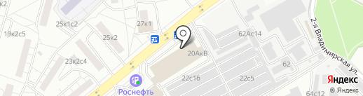 Omgpc.ru на карте Москвы