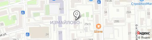 НТИ на карте Москвы