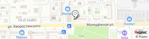 ФотоАрт на карте Новороссийска