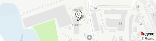 Автохолод-М на карте Мытищ