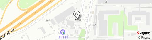 ТОТАЛ М на карте Мытищ