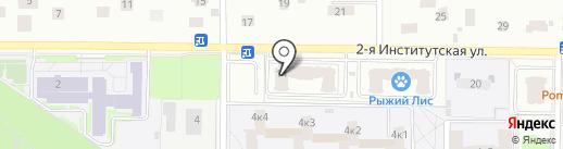 ЗдравСити на карте Мытищ