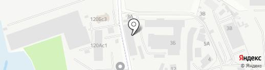 ВИП-Вторсталь на карте Королёва
