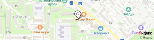 Союзлифтмонтаж-юг, ЗАО на карте Новороссийска