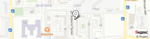 Клининговая компания на карте Новороссийска