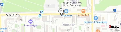 FotoME.pro на карте Новороссийска