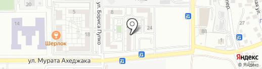 Центр психотерапевтической кинезиологии №1 на карте Новороссийска