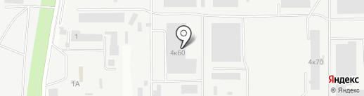 Термоприбор на карте Королёва