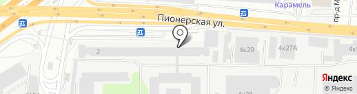 Деловые Линии на карте Королёва