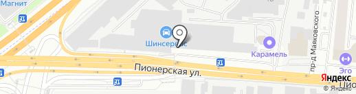 Городская база цветов на карте Королёва