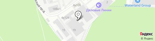 АиС на карте Королёва