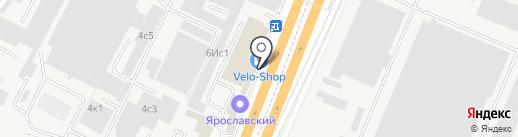 Тахограф+ на карте Мытищ