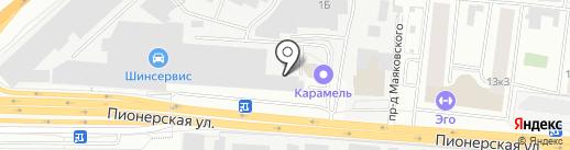 Profilauto.pro на карте Королёва