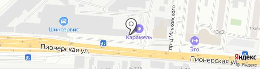E-tool.ru на карте Королёва