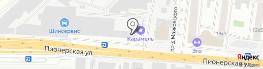 МИР-БАССЕЙНОВ на карте Королёва