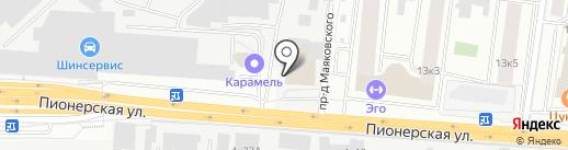 Тайм-аут на карте Королёва