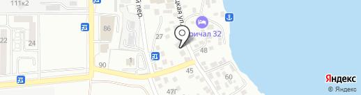 Novo-Мебель на карте Новороссийска