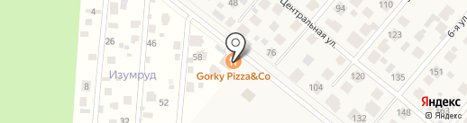 Продуктовый магазин на карте Мещерино