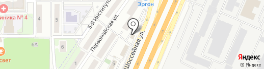 Огуз на карте Королёва