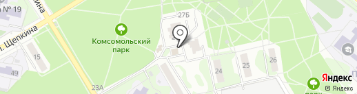 ПРО-Сервис на карте Старого Оскола