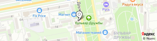 АВАНТАЖ-ПРОМГАРАНТ на карте Старого Оскола