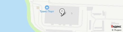 Арттекс на карте Дзержинского