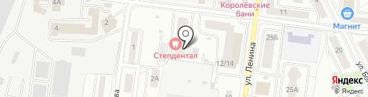Джунгли зовут на карте Королёва