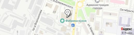 Даймонд на карте Королёва