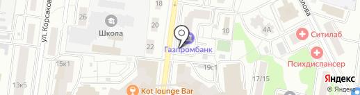 Клаустрофобия на карте Королёва