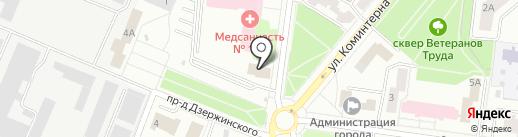 Протос на карте Королёва