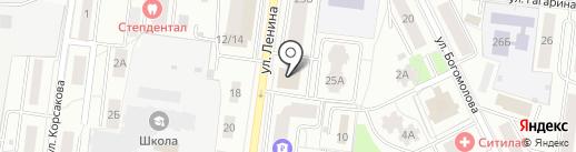 Атак на карте Королёва