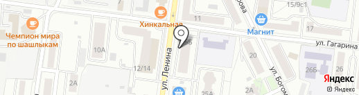 Italclean на карте Королёва