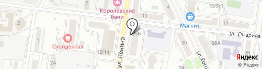 STOP ПЛИТКА на карте Королёва