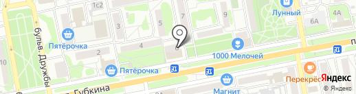 STELS & Service на карте Старого Оскола