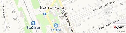 Пожарная часть №213 на карте Домодедово
