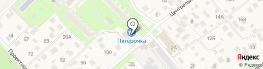 Алексфарма на карте Пушкино