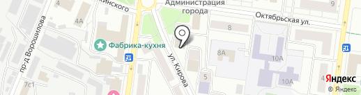 Диалог на карте Королёва