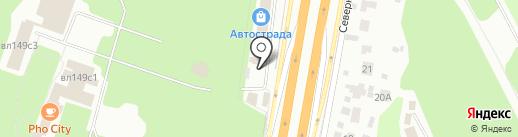 СК Муром на карте Мытищ