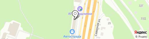БутикМото на карте Мытищ