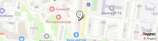 Sex Shop Moscow на карте Королёва