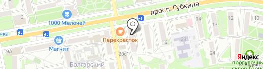 Центр стандартизации, метрологии и сертификации, ФБУ на карте Старого Оскола
