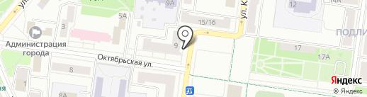 Ticketland на карте Королёва