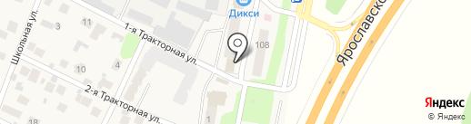 Qiwi на карте Челюскинского
