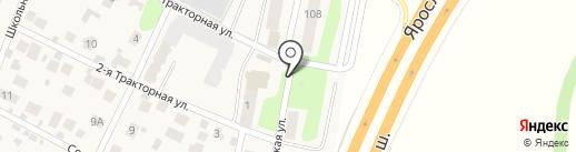 Магазин на карте Челюскинского