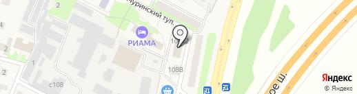 АгроСоякомплект на карте Челюскинского