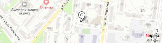 ТСН НЕДВИЖИМОСТЬ на карте Королёва